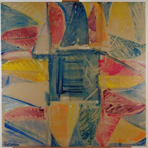 Regatta-101 x101 cm