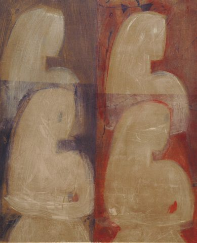 Family portrait-102 x76 cm